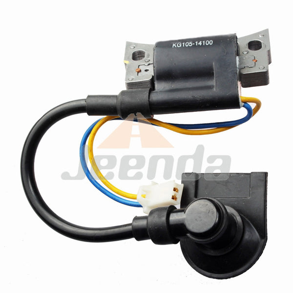 Ignition Coil KG105-14100 for Kipor GS2000 GS2600 IG2000 IG2600 Generator Parts
