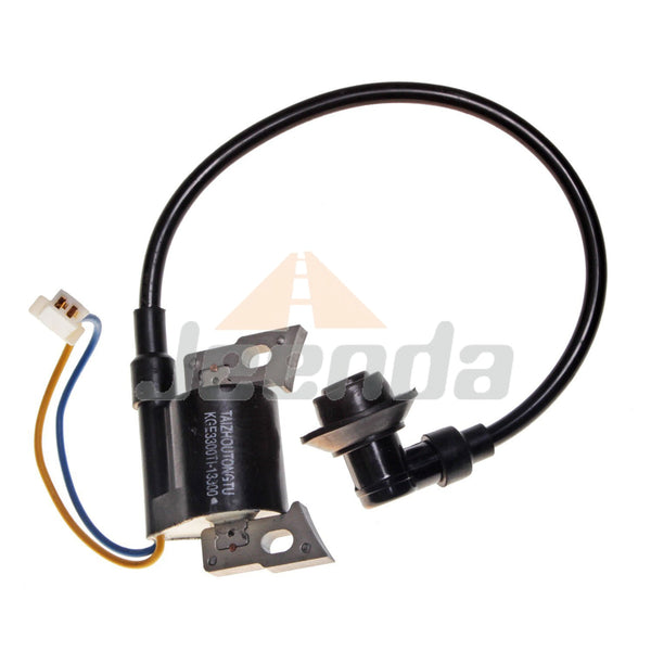 Jeenda Ignition Coil KGE3300TI-13300 for Kipor IG3000 GS3000 GS6000 IG3500 IG6000