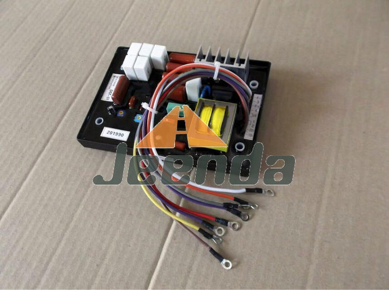 Automatic Voltage Regulator AVR EDL20000TE for Yamaha Diesel Generator