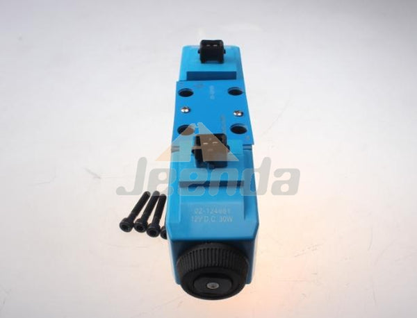 Free Shipping Solenoid Valve 02-332169 02332169 35/900601 2332169 4V3-A-D12 for JCB SS620 PS760 PS720 SS640 PS745 2CX 3CX