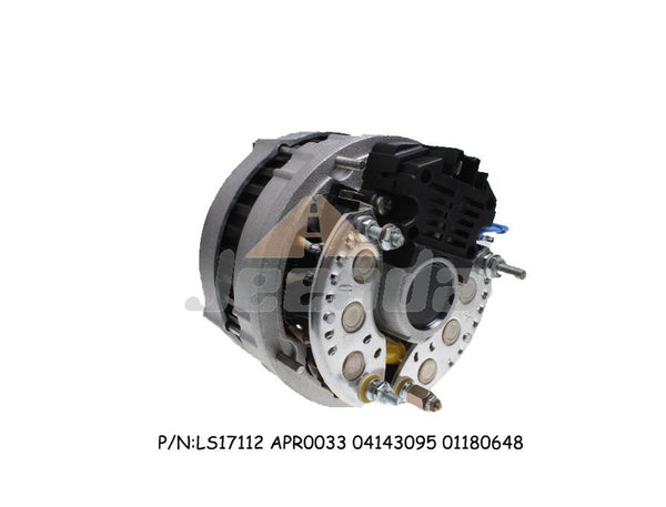 Alternator LS17112 APR0033 04143095 01180648 for Deutz 1011 F2L1011F F3L1011F F4L1011F 12V 60A