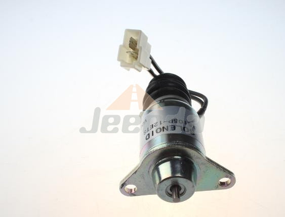 Free Shipping Stop Solenoid 1510SP-12ETS SA-4786-12 for Woodward Yanmar Engine 12V