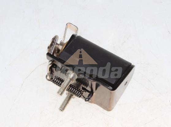 Free Shipping Stop Solenoid 101-3897 12V for Caterpillar CAT 3056 3054 908 PS-150B TH63 TH62 TH83 TH82 TH103 CB-534B CP-433C 416C 438C 436C 428C