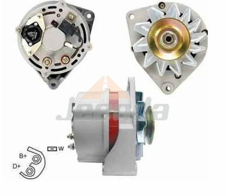 JEENDA Alternator 0120489309 0120488185 22659322 for Volvo Penta Bosch Engine