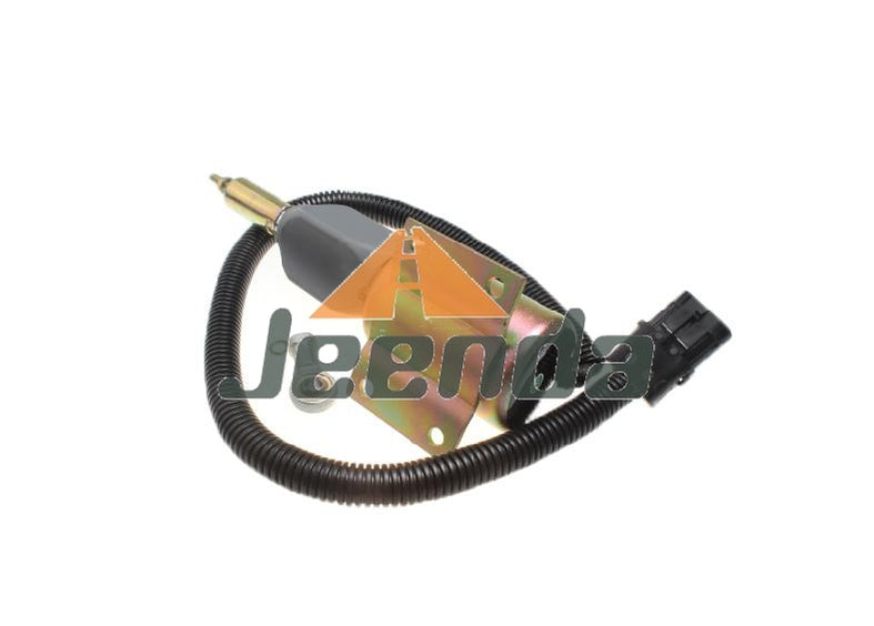 Stop Solenoid 3930235 SA-4348-12 for Cummins 6C 8.3L Engines