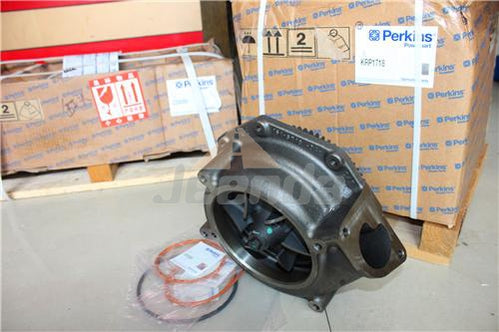 Free Shipping Water Pump CV14573/2 for Perkins 3000 Series 3012-TAG2A