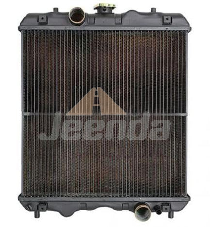 Free Shipping Radiator 3A151-17100 3A15117100 CSO90-0177 EQ for Kubota Tractor Models M6800 M6800DT M6800HDC M6800S M6800SDT V1505 M9000HDC