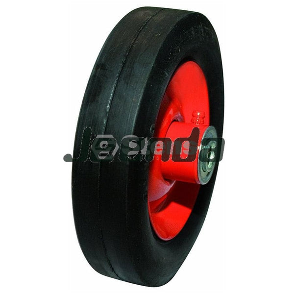 Steel Ball Bearing Wheel for Commercial Mowers with Zerk Fitting - 6-175 678513 681979 for LAWN-BOY