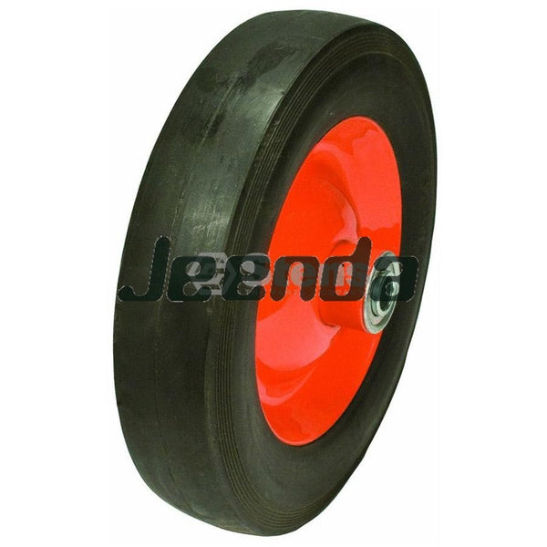 Steel Ball Bearing Wheel with Grease Zerk - 8-175 678406 681980 for LAWN-BOY