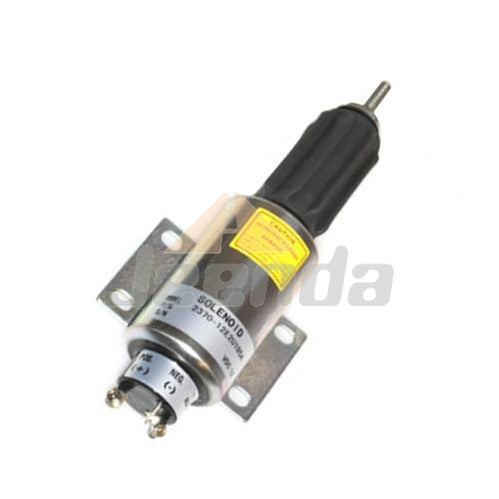 Full Throttle Stop Solenoid 2300-1501 2370-12E2U1B5A for Woodward