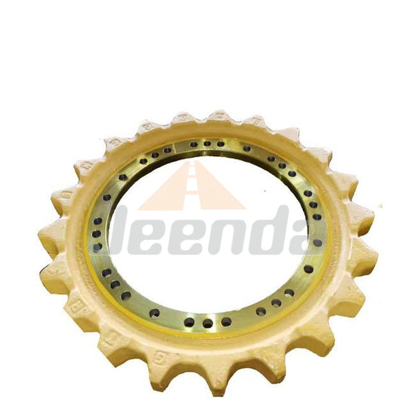 Free Shipping Sprocket 2404N256 2404N256C2 LC53DU0001P1 for Kobelco SK300 K912 K912 II K912LC K912LC II SK270LC IV SK300 III / IV SK300LC II SK300LC III / IV SK330LC