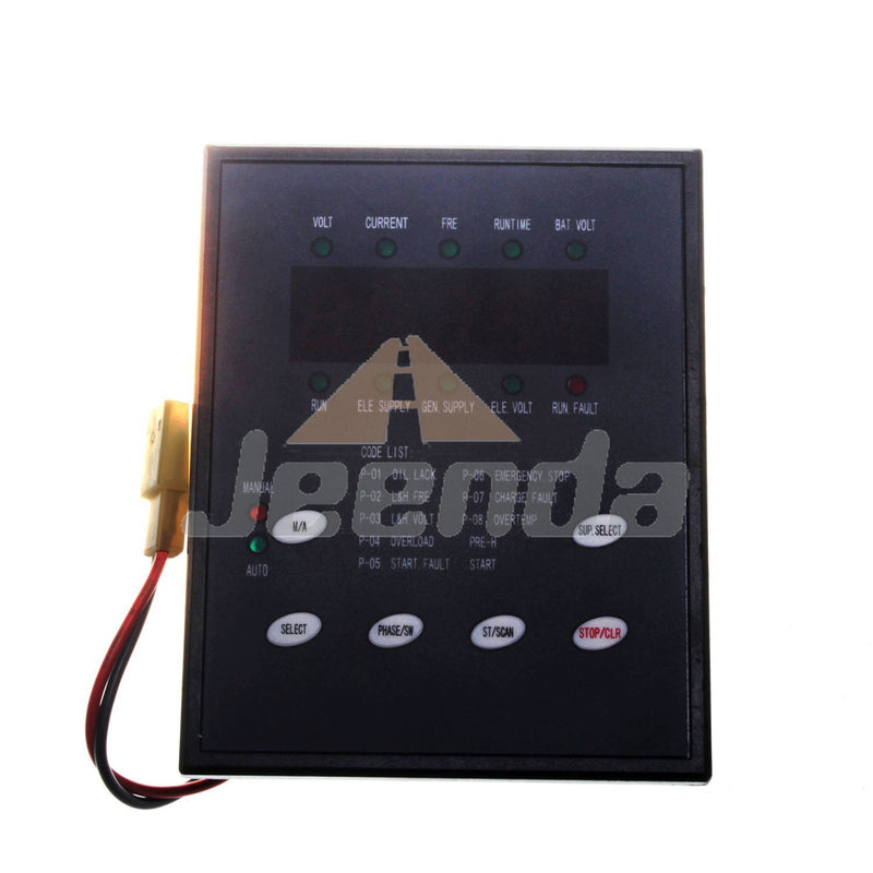 Control Screen for Kipor Kama KI-MB3-ATS-D Three Phase Generator Parts