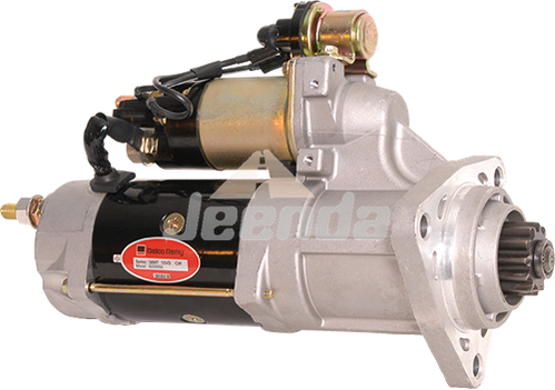 Free Shipping Delco Reman Starter 8300025 8200000 for Cummins ISC 8.3L