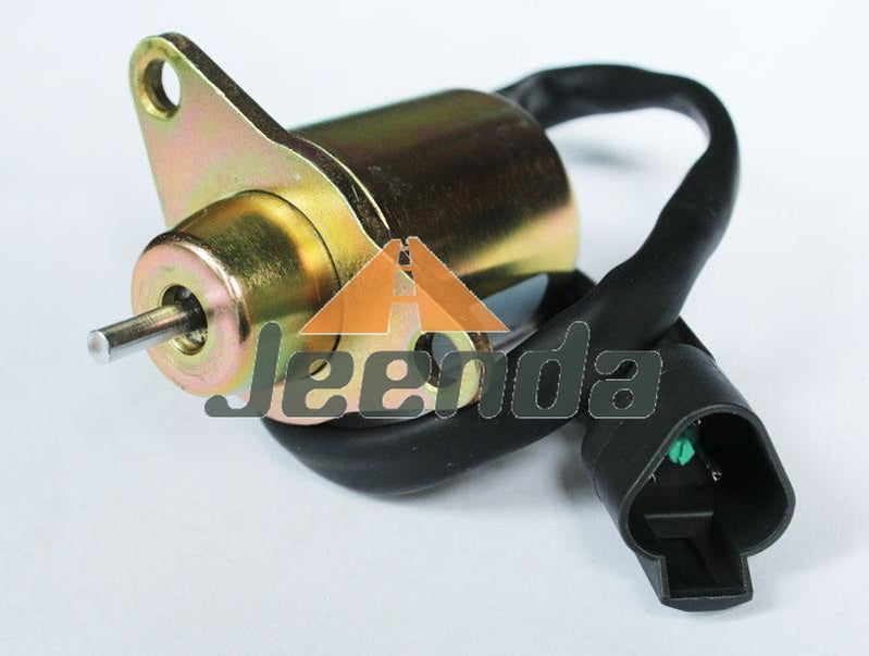 Stop Solenoid 129486-77952 119486-77953 for Yanmar 3TNE72 3TNA72 4TNE84 4TNE88 Engine