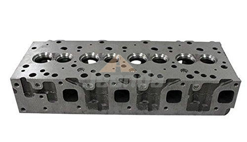 Free Shipping Cylinder Head 4JG2 4JG2-TC 8970165047 8970863382 8970863384 for Isuzu Campo/Trooper 3059cc 3.1D 8v 1991-