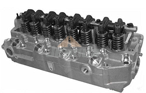 Free Shipping Cylinder Head 4D56 MD185926 MD303750 22100-42960 22100-42700 for Mitsubishi Kia Besta Bongo Montero Pajero L300 Canter 2476cc 2.5TD 8V 1984-