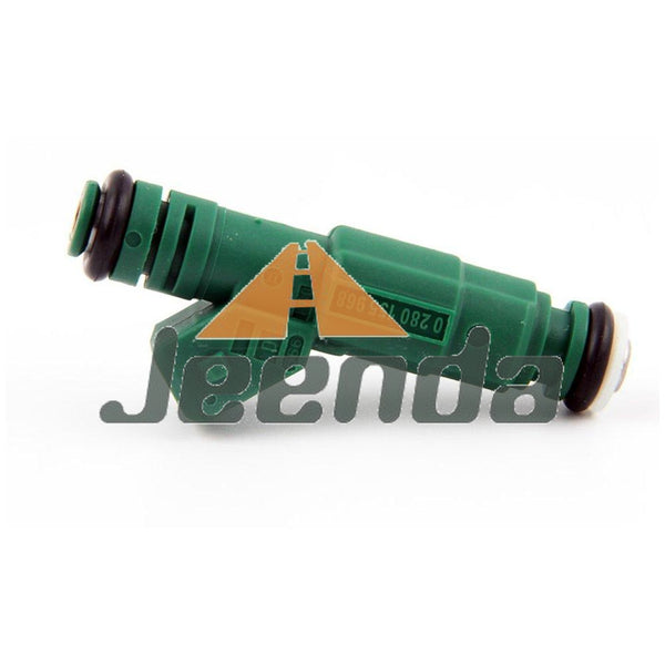 Free Shipping Fuel Injector 0280155968 for Bosch Chevrolet Pontiac Ford TBI LT1 LS1 LS6 Volvo S40 60 V50
