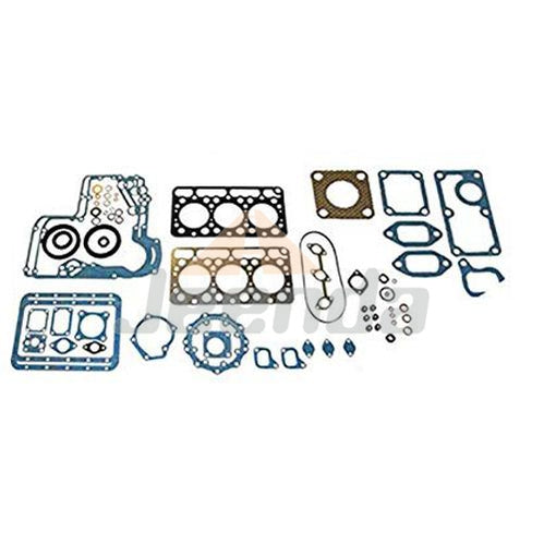 Free Shipping Upper Gasket Kit 07916-24405 0791624405 for Kubota D850