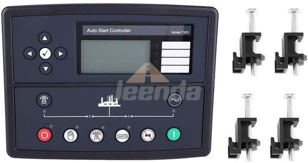 Free Shipping Jeenda Controller Control Module Panel DSE7320  with Manual-12 languages