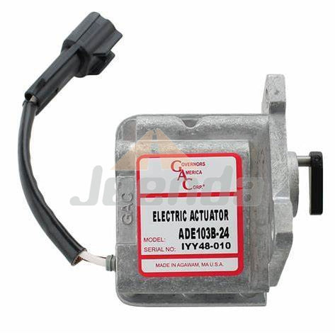 GAC ADD103B-24 Integrated Pump Mounted Actuators 103 Series - 12 or 24 VDC