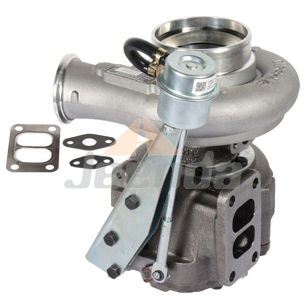 Free Shipping Turbo H2C Turbocharger 3504696 3521802 3801489 for Cummins Engine L10 LTA10
