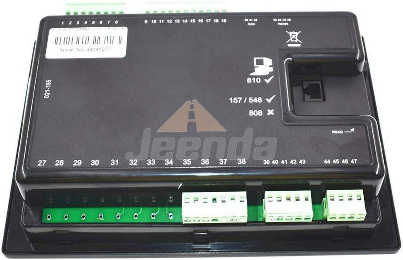 Generator Electronic Controller Control Module DSE5110 LCD Display for Deep Sea