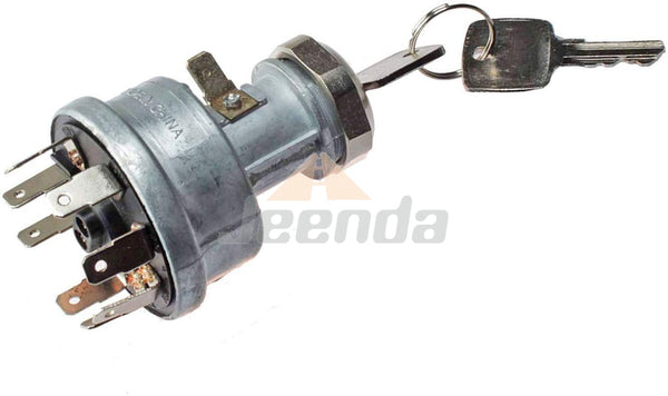 Free Shipping Ignition Switch RE45963 With 2 Keys for John Deere Tractors 4200 4300 4400 4500 4600 4700 5200 5300 5400 5500 5600 5700 5210 5310 5410 5510 6300 6500 6600 904 1054 1204 1354