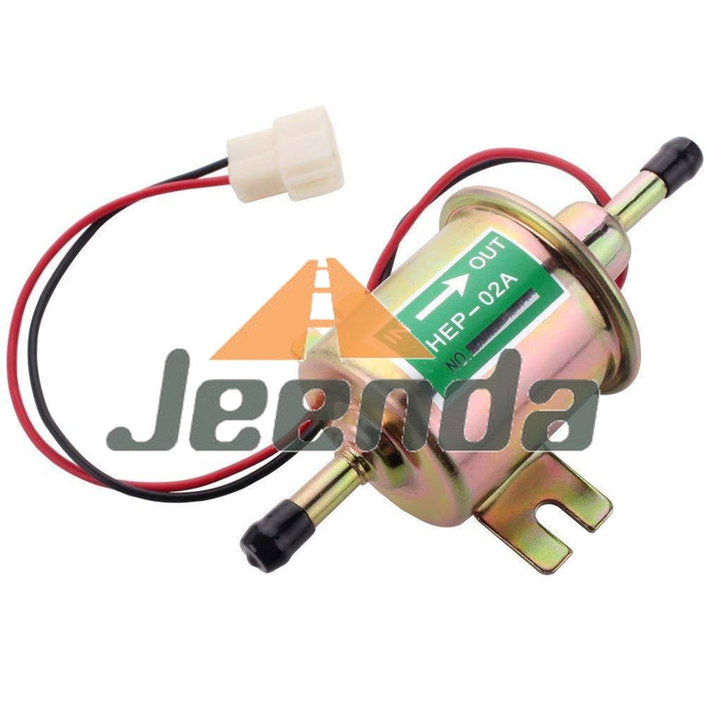Electronic Fuel Pump Priming Pump HEP-02A for Yanmar 12 Volt