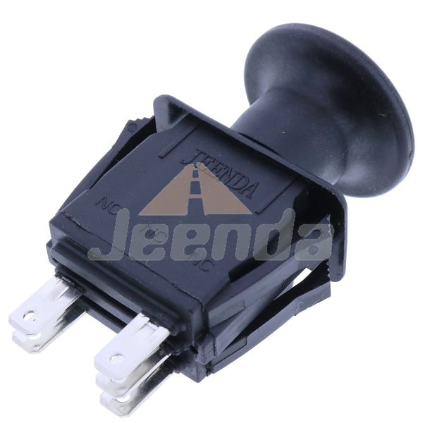 JEENDA PTO Switch 104-8140 430-159 Compatible with Toro Most Commercial Walk Behind Lawnmowers and ProLine Turbo Force Series