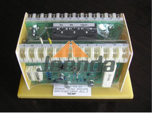 Automatic Voltage Regulator AVR 6GA2490-0A for Siemens Generator