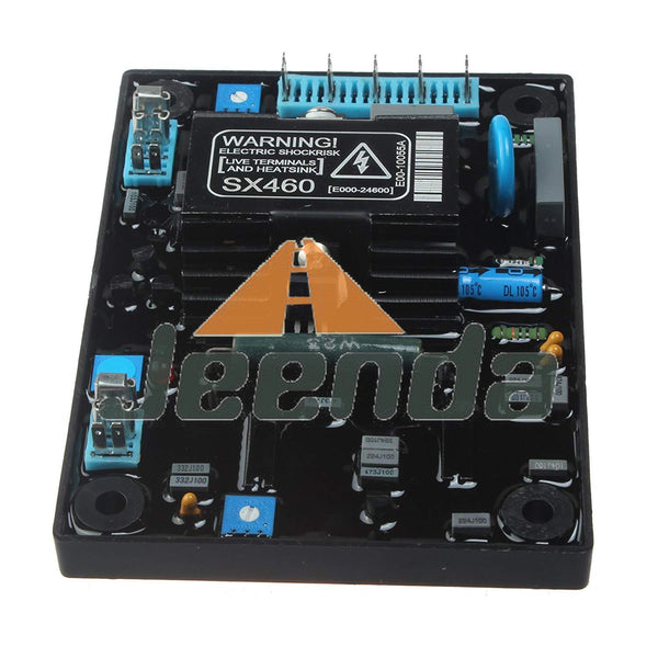 Automatic Voltage Regulator Control Moudle AVR SX460 Fits Generator Genset