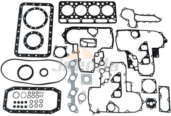 Free Shipping Full Gasket Set 07916-24305-A and 07916-29705-A for Kubota V1902 V1702 V1702B 733 743 KH90 Bobcat Excavator Tractor Loader