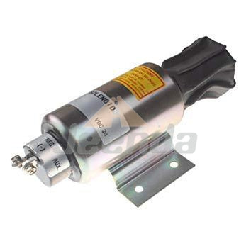 Stop Solenoid 04400-08400 for Mitsubishi S12R S16R on Genset