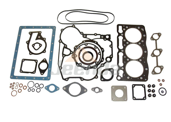 Free Shipping Full Gasket Set D1105 for Kubota D1105 V1505 Engine