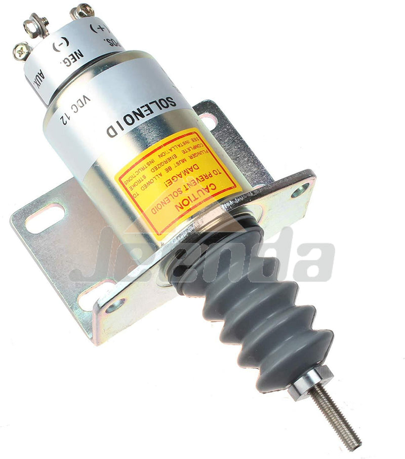 Free Shipping Diesel Stop Solenoid SA-2774-A 2001-12F2U1B2A 3740048 for JLG 40H 40H+6 45HA Deutz Engine F2L511