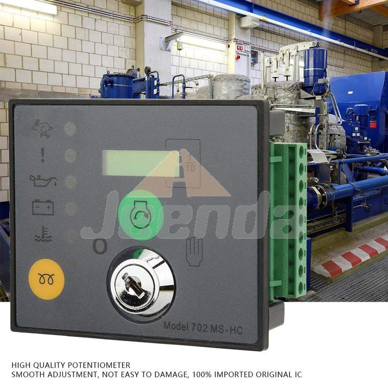 Generator Controller DSE702MS Manual Start Generator Controller for Deep Sea
