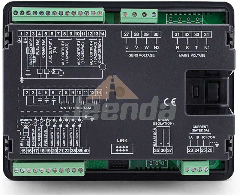 Automatic Controller HGM6110U for Smartgen
