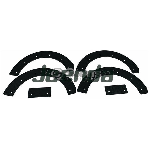 Snowthrower Paddle Set 6-0631 60631 7060631 for SNAPPER