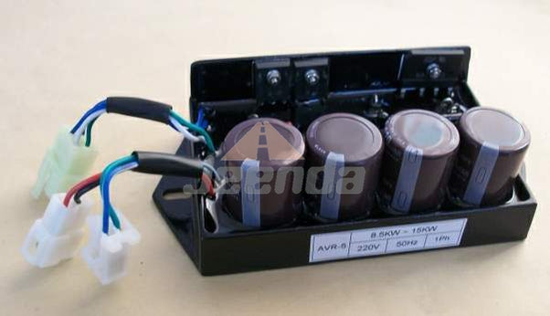 Automatic Voltage Regulator AVR 8.5-15KW 220V Single Phase for Honda