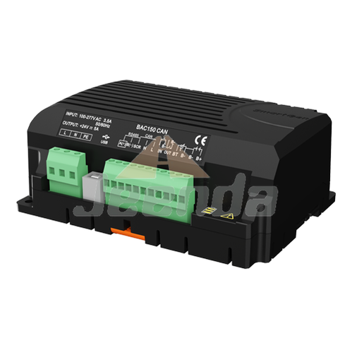 Jeenda Battery Charger for SmartGen BAC150CAN 24V 5A with Three segments