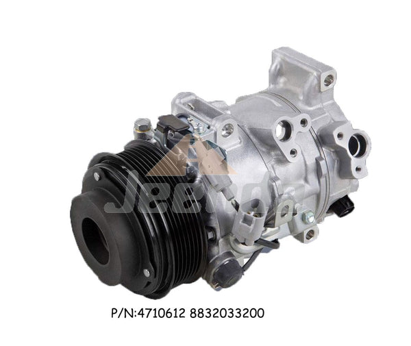 Free Shipping Compressor 4710612 8832033200 88320-07110 883200711084 12V for Toyota Camry V6 3.5L Engine 2007-2011