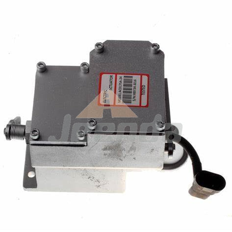 GAC ACD175A-24 Integrated Pump Mounted Actuators 175/176 Series - 24 VDC