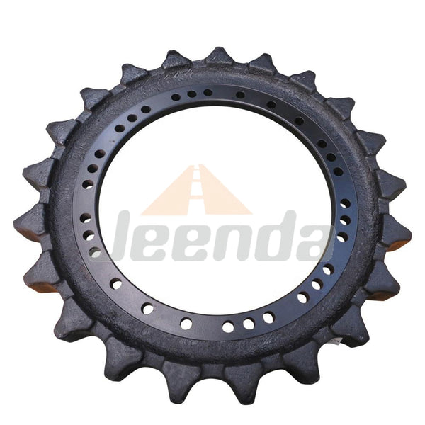 Free Shipping Sprocket  6Y5685 018157-321 07-11-0060 17873 21443 21443-TS CR5861 CR5861A R0130000M01 for CAT Caterpillar E330 E330L