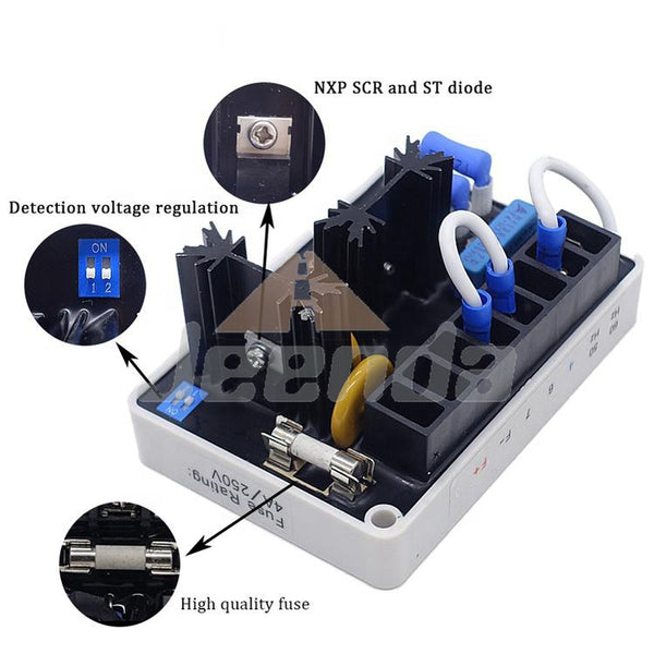 Free Shipping Automatic Voltage Regulator AVR EA350