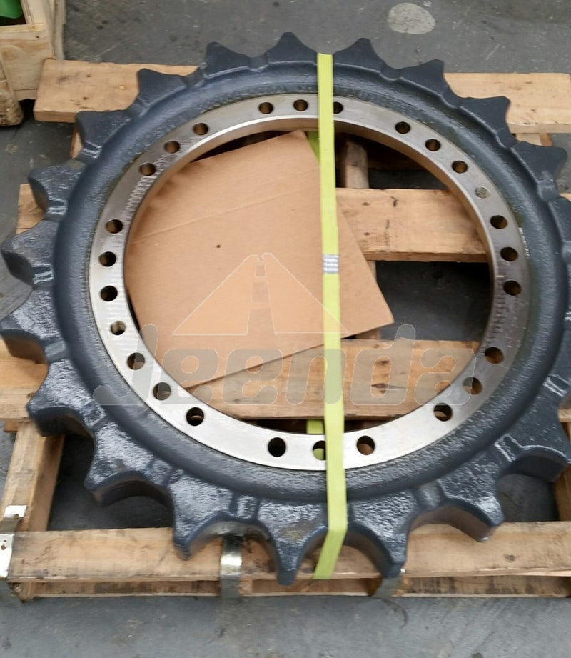 Free Shipping Sprocket 108-000022B 200108-00055 for Doosan T30 DX340LC