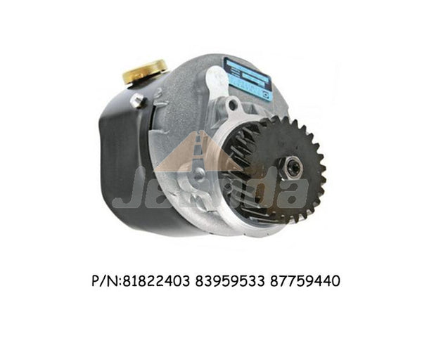 Jeenda Power Steering Pump 81822403 83959533 87759440 for Ford 5600 6600 7000 7600 2110 2150 2310 2600 2610 2810