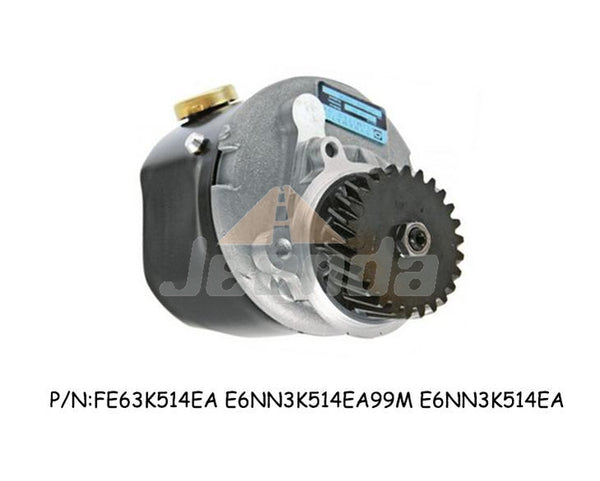 Jeenda Power Steering Pump FE63K514EA E6NN3K514EA99M E6NN3K514EA for Ford 3000 3055 3150 333 3330 335 3400 3500 3550