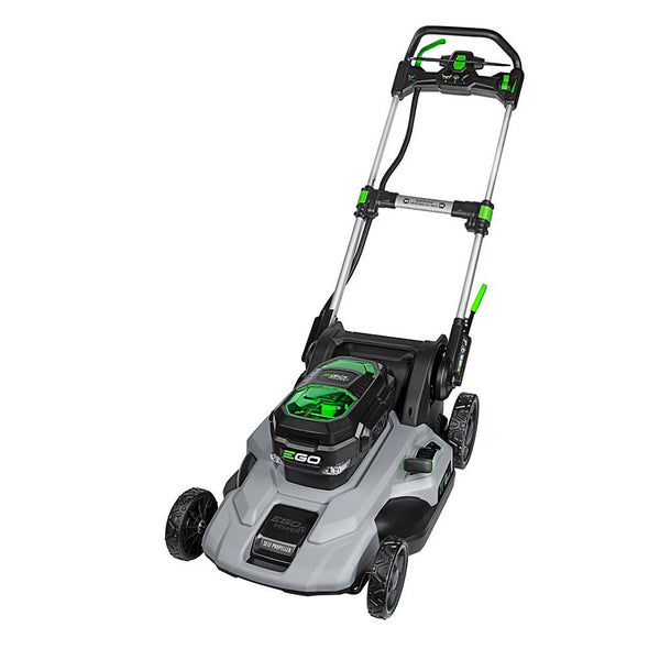"21"" Poly Deck Dual-Port Self-Propelled 56V Power+ Lawn Mower with Two 5.0Ah Batteries and 550W Rapid Charger LM2021SP LM22021SP for EGO"