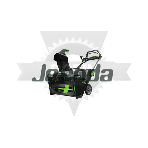 "56V Power+ 21"" Single Stage Snow Blower with 2 Lithium-Ion 5.0Ah Batteries and 550W Rapid Charger SNT2101 for EGO"