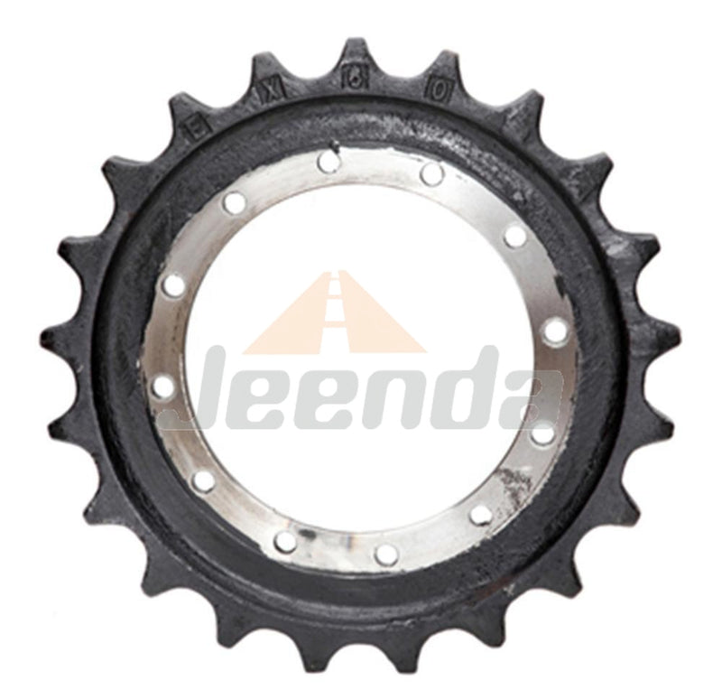 Free Shipping Sprocket 1018740 AT311805 TH109726 AT215477 1010203 for Hitachi ZX160LC EX200-3